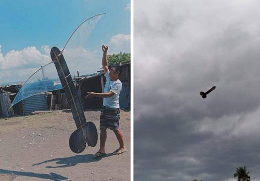 创意个性奇葩风筝内涵搞笑图片