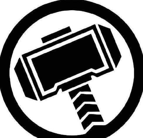 复仇者联盟三巨头logo图