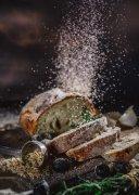 减肥全麦面包的图片