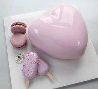 好看��意的生日蛋糕造型�D