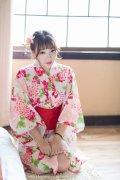 日本性感美女少妇和服美腿诱惑撩人写真