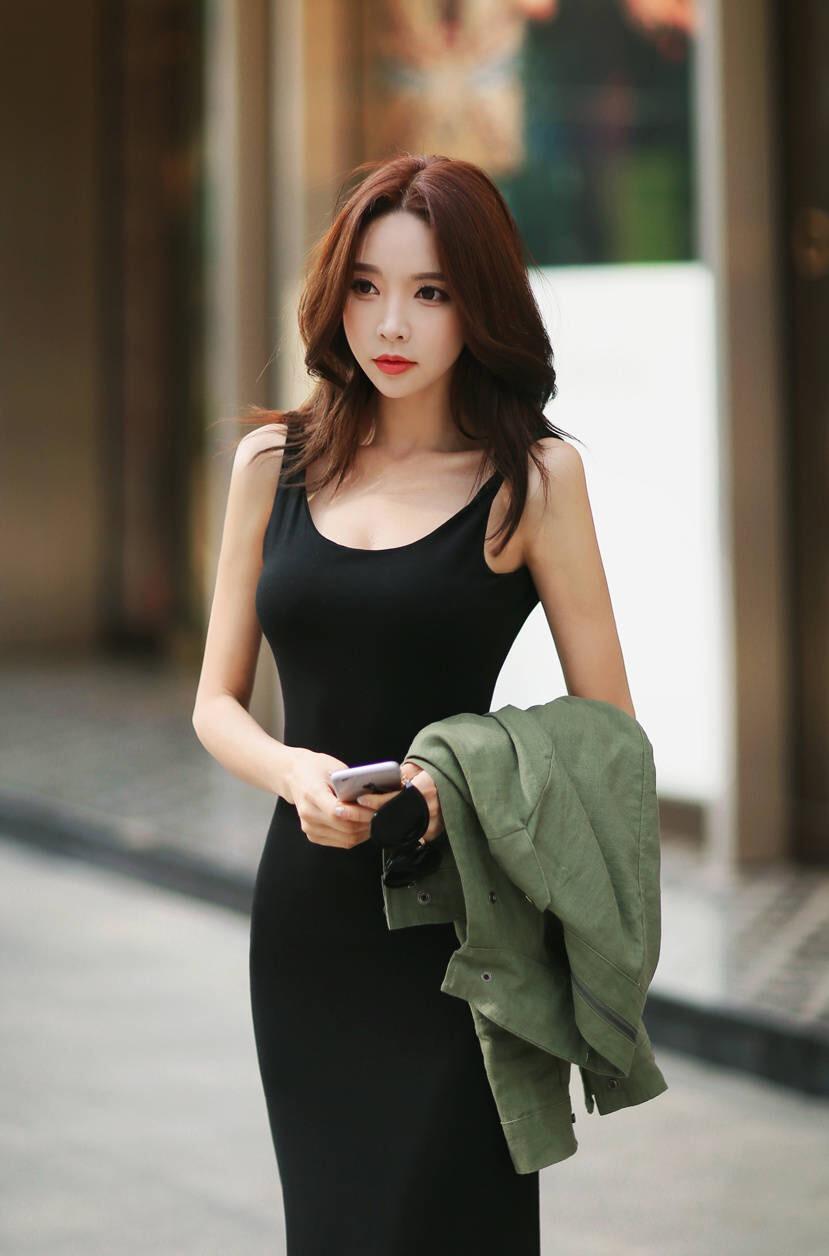 兔女郎清纯极品美女裹胸黑丝长腿cos写真