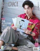 肖战OK!精彩时尚杂志封面高清图片