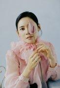 秋瓷炫优雅知性杂志写真图片