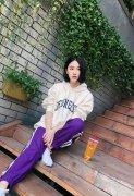 短发清纯美女杜雨宸清新运动风写真图片