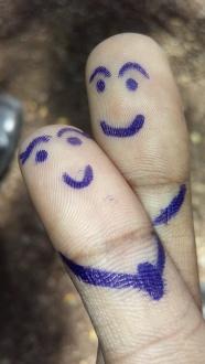 创意手指图片