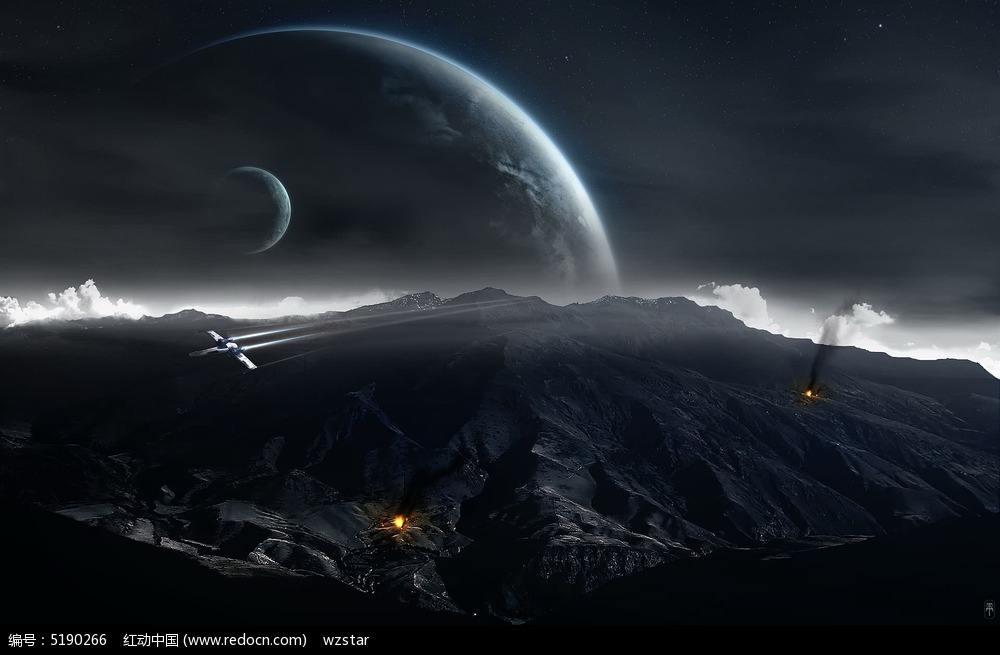 创意科幻星际图片