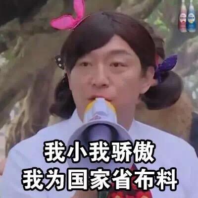 黄渤_女装表情包