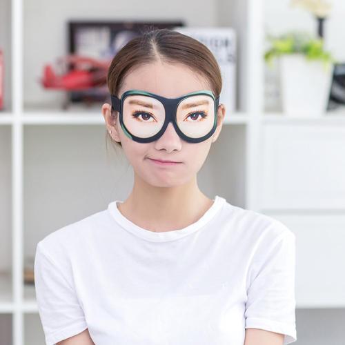 创意午休面罩,怎么用你懂得