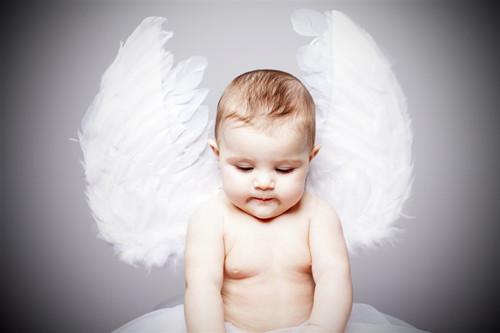 婴儿可爱周岁照片
