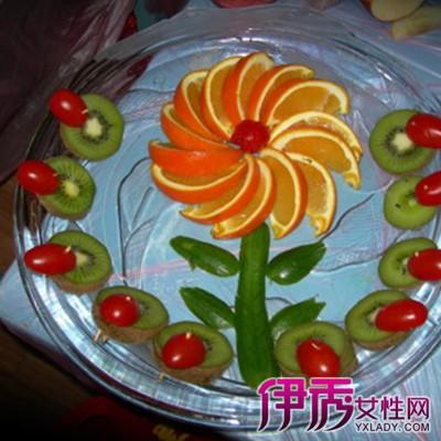 创意橙子大拼盘