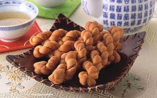 中国小吃-麻花