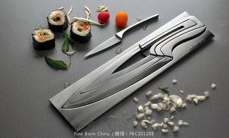 创意叠放刀