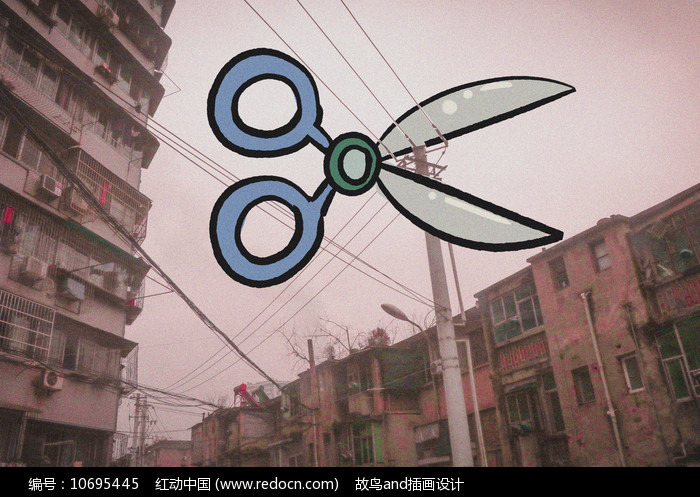 剪(jian)刀�嗑���意�D片