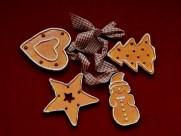 酥脆圣诞姜饼
