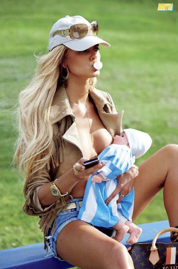 国外的妈妈是这样带娃的