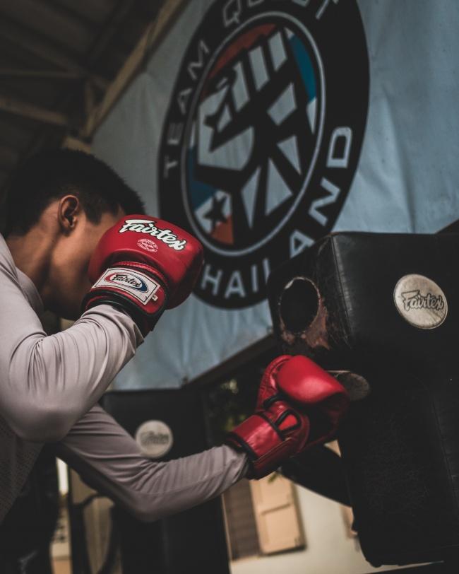 拳击高清图片