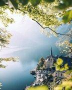 哈尔施塔特   世界最美小镇,一湖一镇一天堂!