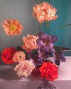 美不胜收的花花