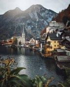 奥地利 Hallsatt 湖
